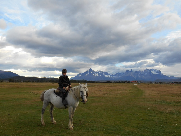 The Patagonian ride