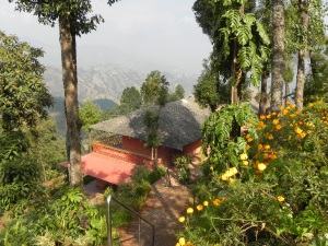 Nagarkot Farmhouse Resort A very pleasant retreat from the hustle and bustle of city life in Kathmandu.
