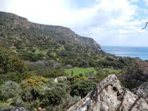 The valley of Lissos.