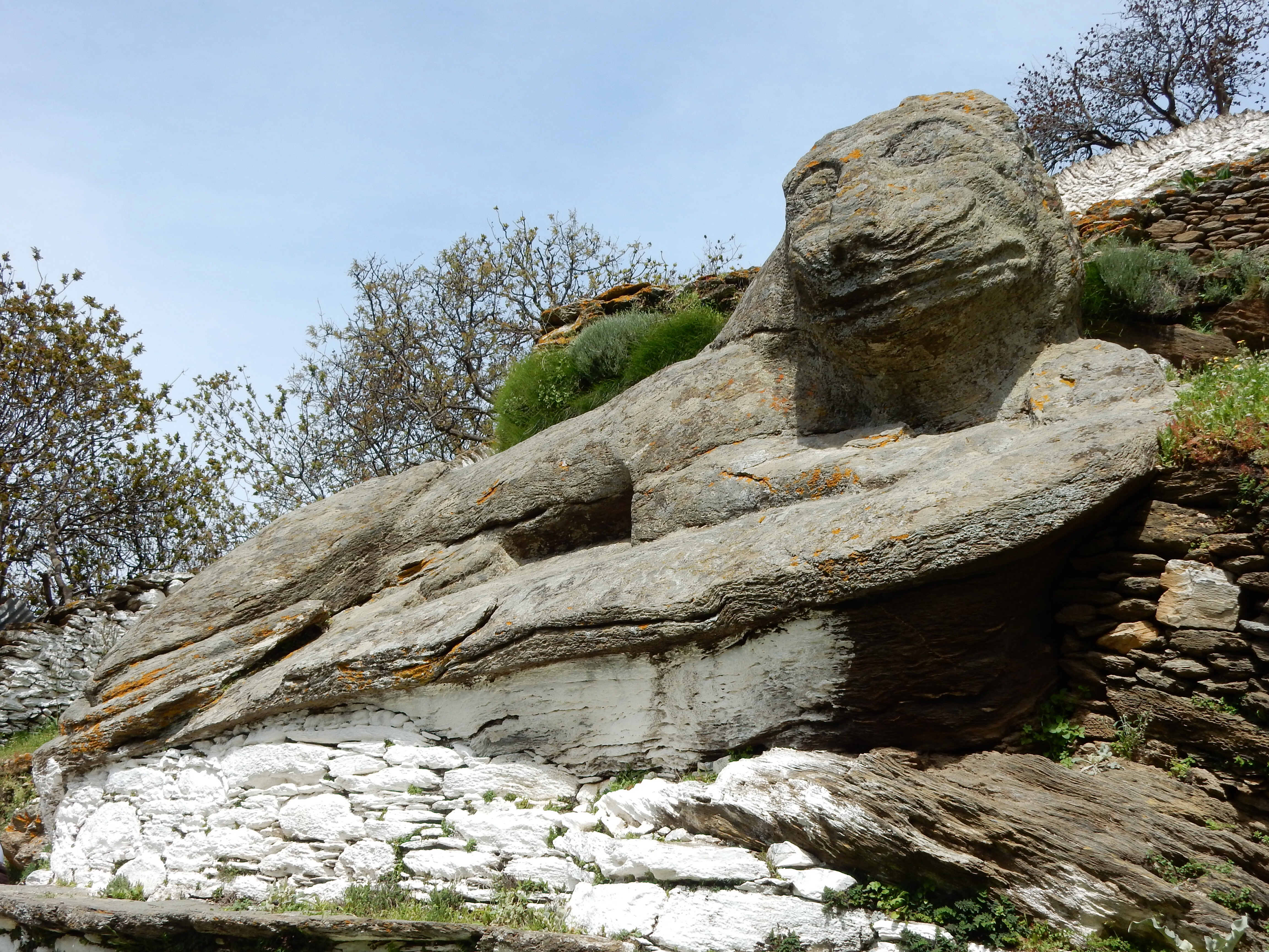 Natural Rock Faces : And april our adventures on kea kim s global