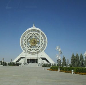 Ferris Wheel in Ashgabat